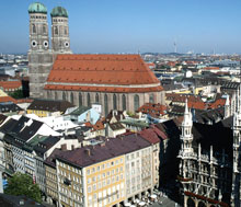 M&uuml;nchen