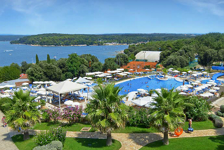 Valamar Club Tamaris, Lanterna poolsaar