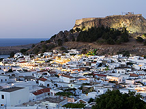 Lindos, Rodos